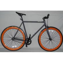 Purefix Fixie Bike Bicicleta à bicyclette à pignon fixe avec rabat en acier (27015)
