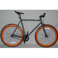 Bicicleta fixada Fixfix da bicicleta de Fixfix bicicleta com aço Flip Flop (27015)