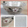 japanese style various size ceramic bowl customized ceramic soup bowl salad bowl