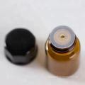 5ml 10ml bernsteinfarbene Testglas ätherisches Öl Reagenzgläser Flasche