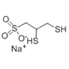 1-Propanesulfonic acid,2,3-dimercapto-, sodium salt (1:1) CAS 4076-02-2