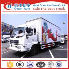 China fabricante camiones baratos camiones móviles para la venta
