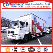 china manufacturer cheap stage trucks mobile for sale