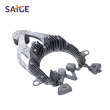 Custom Machinery Parts High Pressure Big Metal Die Casting