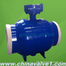 Uni-Body Fully Welded Ball Valve (GAQ61/7PPL)