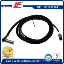 Auto Truck ABS Sensor Anti-Lock Braking System Transducer Indicator Sensor 5010422021, 6.61904,0486000071000,096.360, 85-50521-Sx,75721 for Renault,Sampa,Dt