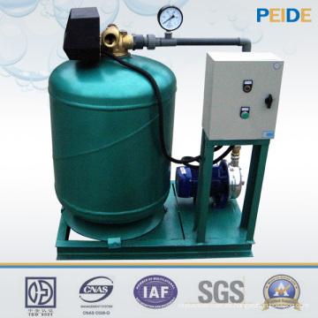 Máquina de filtro de arena de gran escala para el tratamiento de agua Intex