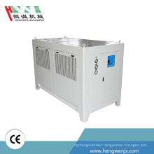 Factory direct industrial screw cooler water chiller recirculating fan with good after sale service