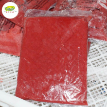 Frozen Mashed Lasong Strawberry For Strawberry Paste