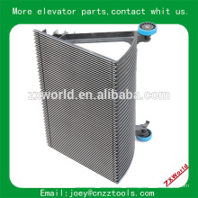 escalator parts Aluminum 800mm escalator step