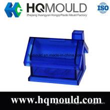 Hq casa em forma de molde de caixa de poupança de dinheiro de PVC plástico