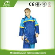 Çocuk 190T Polyester / Suya Dayanıklı Kaplama Yağmurluk