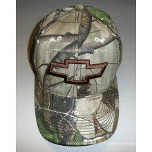 Gorra de béisbol Camo con bordado personalizado