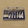 Heißer Verkauf uns Nypd Metro Card Coin mit weicher Emaille