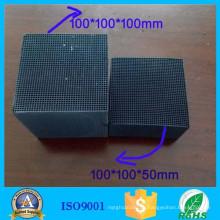 Wasserfeste Waben-Aktivkohle für Luftfilter