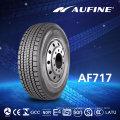 Pneu radial novo do ônibus do caminhão / pneu com padrão europeu 11r22.5