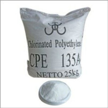 CPE 135A, Polymer of Polyethylene Chlorinated
