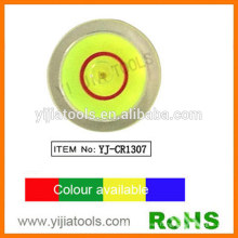 circular section plastic vial with ROHS standard YJ-CR1307