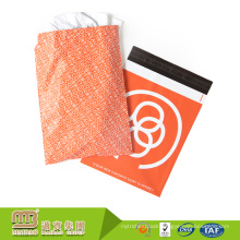 Eco-friendly material non toxic and no smell hdpe waterproof self adhesive bag for clothing