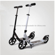 Kick Scooter with 200mm PU Wheel (YVS-001)