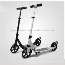 Kick Scooter com 200 milímetros PU roda (YVS-001)