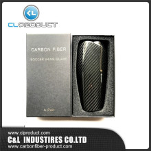 Invisible Feel Leichter Carbon Fiber Schienbeinschoner