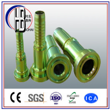Factory Supply High Precision CNC Machining Brass Hose Fittings with Big Discount