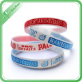 Factory Direct Sale Silicone Energy Bracelet Cheap Custom Silicone Bracelets