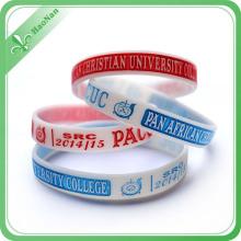 OEM Custom Design Promotional Silicone Wristband