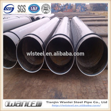 large diameter corrugated drainage pipe of carrying gas, water or oil in the industries of petroleum and natural gas
