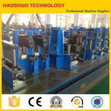 Máquina de fabricación de tubos de acero / acero galvanizado