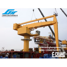 up to 2000t/H E-Crane Bulk Loading and Unloading