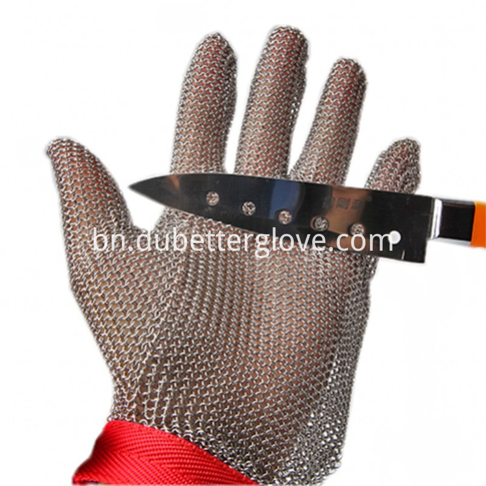zhonghe metal mesh gloves24