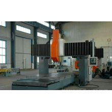 Double column cnc milling machines