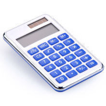 8 Digits Compact Pocket Calculator with Colorful