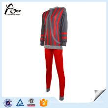 Set de ropa interior de esquí Quick Dry Plus Size para niñas