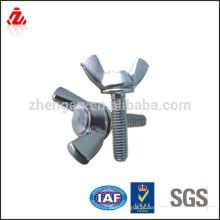 Parafuso de porca de asa de alta precisão de fábrica personalizado