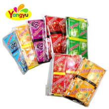 Different Fruit flavor powder drink sugar drink