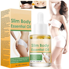 Custom Anti Cellulite Oil Slimming Massage Oil Body Fat Burning Massage Oil