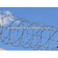 hot sale razor barbed wire of factory