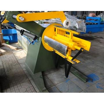 Interlocked Oval Pipe Making Machine Middle Plate Frame