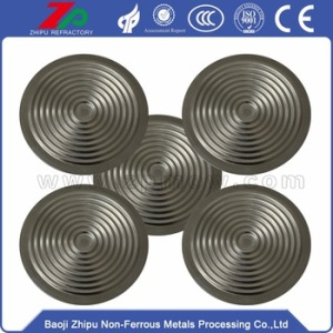 High quality Tantalum foil diaphragm for pressure