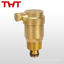 Flanges Universal Standard small relief quick release air valve