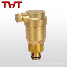 Flanges Universal Universal válvula de ar de liberação rápida de pequeno alívio