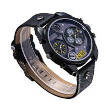 fashion Double Movement Mutl-Function Watch