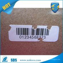 Custom Fragile Label ,Self Adhesive Stickers ,Full Color Printing Eggshell Destructive Vinyl Security Label Stickers