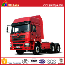 F3000 6X4 CUMMINS Motor 385HP Shacman Traktor