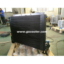Mobile Heat Exchanger with Fan