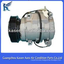 10S17C auto compressor for mitsubishi pajero V73