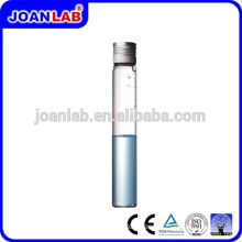 JOAN LAB Borocilicate 3.3 Glass Test Tube With Aluminium Cap